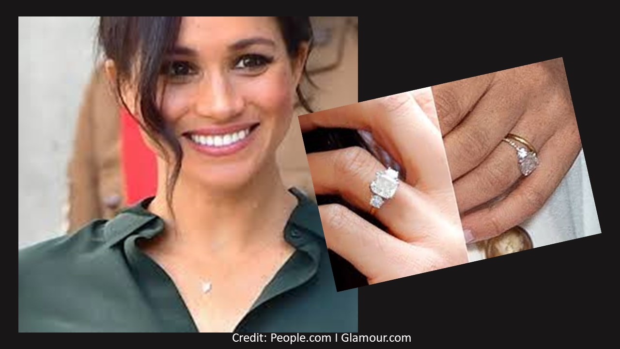 blog why the meghan markle engagement ring is back in 2019 michael k diamonds meghan markle engagement ring