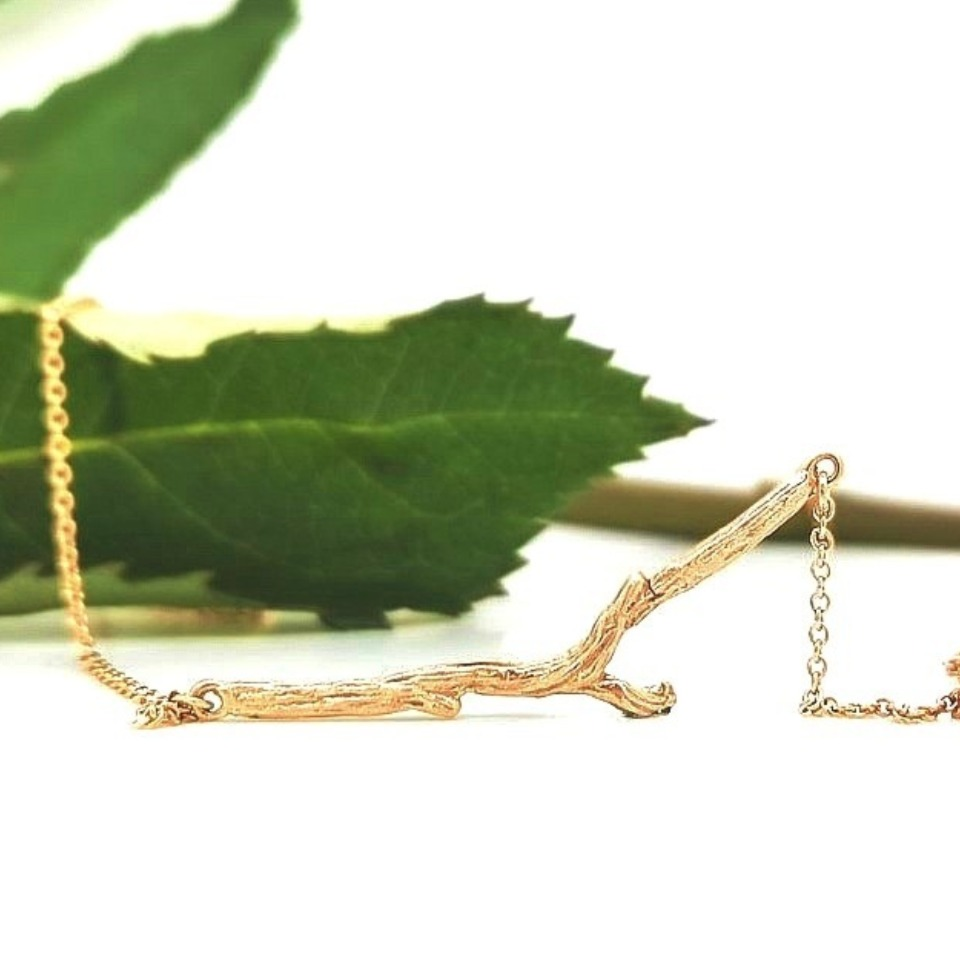 Twig Necklet